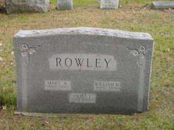 Mary A. Rowley