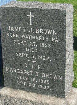 James Joseph J.J. Brown