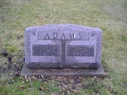 Hannah Juliette Anna <i>Patton</i> Adams