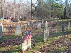 Morgan Pond Cemetery