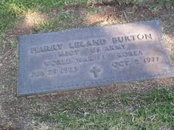 Harry Leland Burton