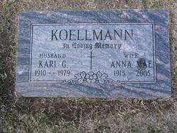 Anna Mae <i>Perry</i> Koellmann