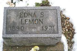 Edna Susan <i>Coburn</i> Lemon