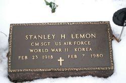 Stanley Howard Lemon