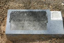 Martha Emma Mattie <i>Shown</i> Loveless