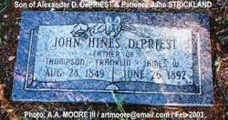John Hines DePriest