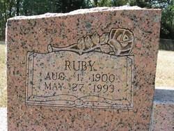 Ruby Hazel <i>Jenkins</i> Adams