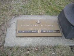 Margaret Elizabeth <i>Kroening</i> Gamet