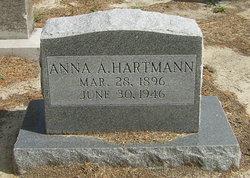 Anna A Hartmann