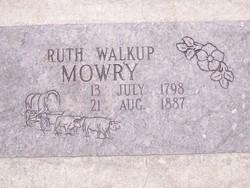 Ruth <i>Walkup</i> Mowry
