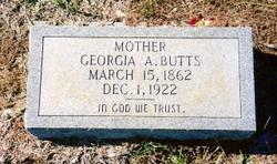 Georgia A. Butts