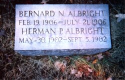 Bernard N. Albright