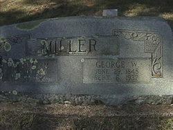Margaret M <i>Lantrip</i> Miller