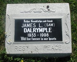 James Lawrence Sam Dalrymple
