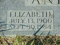 Mary Elizabeth <i>Clinton</i> Anderson
