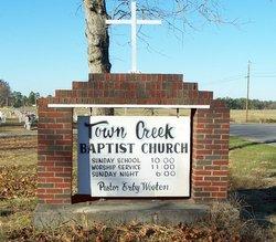 Town Creek Baptist Church Cemetery