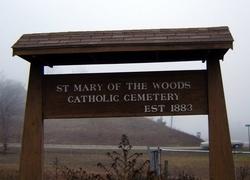 Saint Mary of the Woods Catholic Cemetery