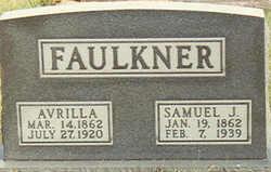 Avarilla <i>Parrish</i> Faulkner