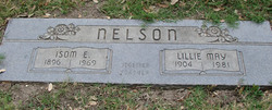 Isom Elijah Bradford Nelson