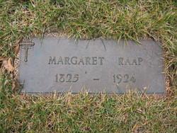 Margaret <i>Kuis</i> Raap