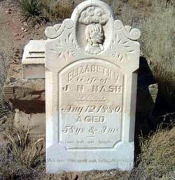 Elizabeth V. <i>Moore</i> Nash