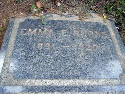 Emma E Burns