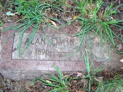 Alan Elwin Burns