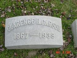 Clarence H Carson