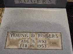 Young D. Rogers