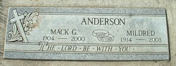 Mildred Anderson