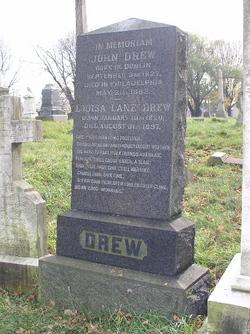 Louisa <i>Lane</i> Drew