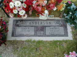 Dorthy Lorene <i>Brunson</i> Anderson
