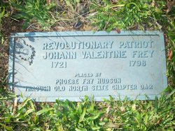 Johann Valentine Frey