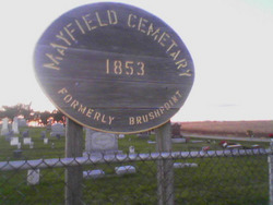 Mayfield Congregational Cemetery