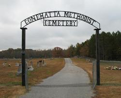 Conehatta Methodist Cemetery