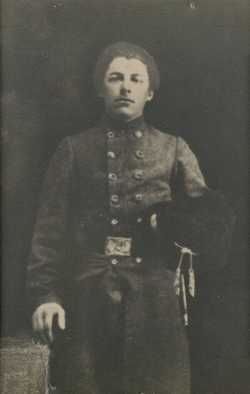 Pvt Francis Marion Frank Angelo