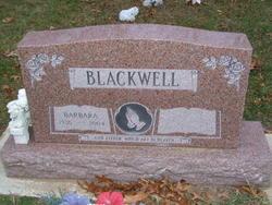Barbara <i>Jenkins</i> Blackwell