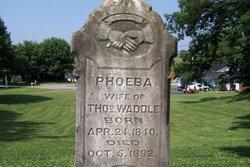 Phoeba E. <i>Isom</i> Waddle