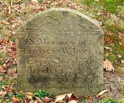 Thomas W. Jones