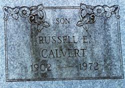 Russell Edward Calvert