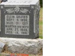 Martha <i>Nichols</i> Graves