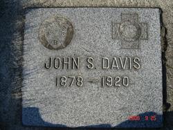 John S Davis