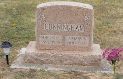 Johnnie Marvin Cunningham, Sr