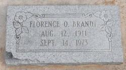 Florence Laverne <i>Oliver</i> Brandt