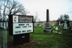 South Pleasant Methodist Church Cemetery