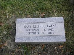 Mary Ellen <i>DeGear</i> Clemens