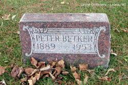 Peter Paul Betker