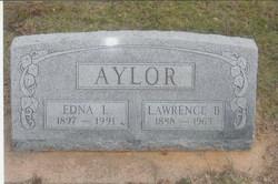 Edna L <i>Oliver</i> Aylor
