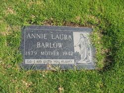 Annie Laura <i>Lee</i> Barlow