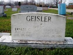 Nancy Ellen Geisler